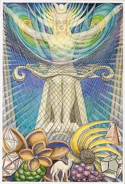 high priestess book of thoth
