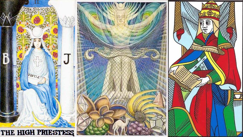 high priestess tarot meaning and interpretation