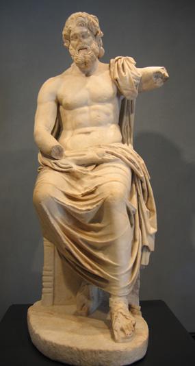 jupiter the roman god