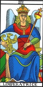 the empress marseilles tarot
