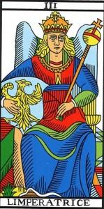 the empress marseilles tarot