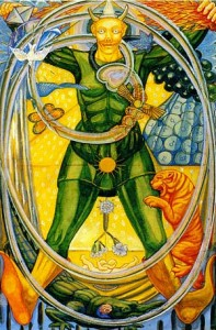 the fool book of thoth crowley