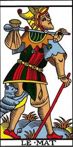 the fool tarot of marseille