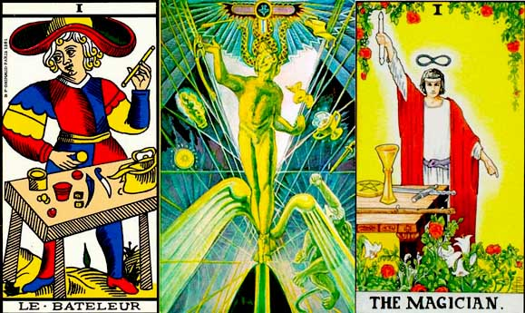 the magician tarot card meaning and interpretation