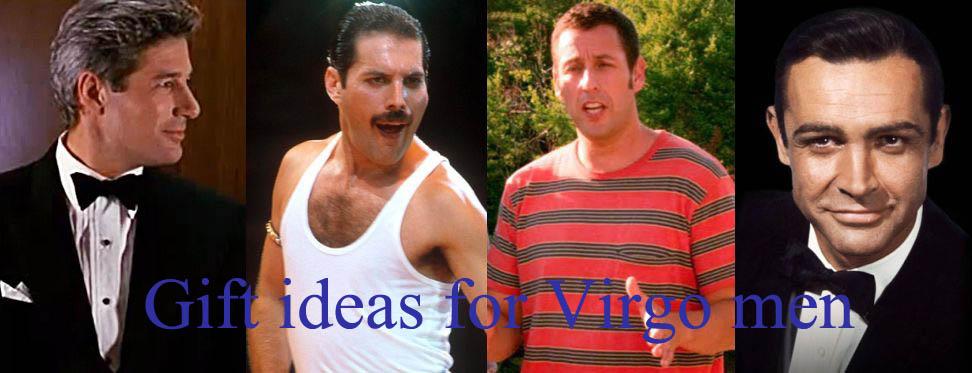 gift ideas for virgo men