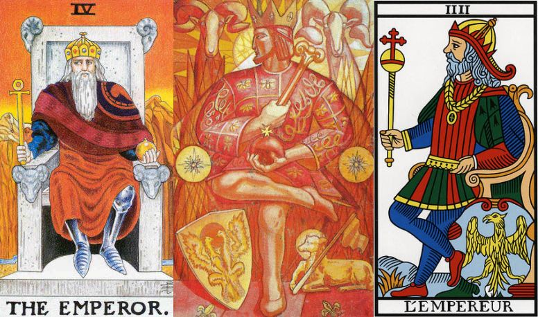 the emperor tarot card meaning and interpretation