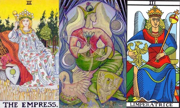 The Empress: Interpretation and Meaning of the Tarot Major Arcana