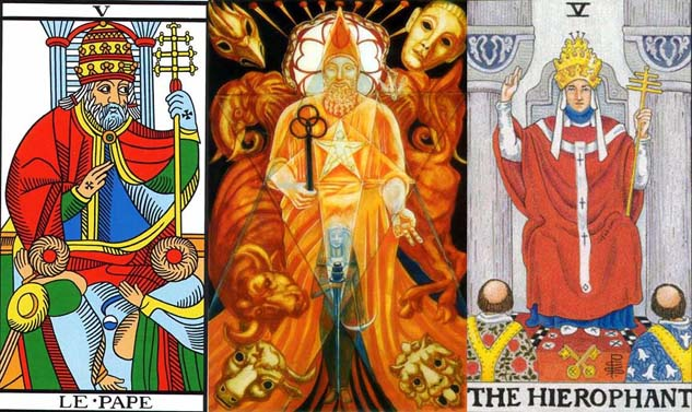 the hierophant tarot meaning and interpretation