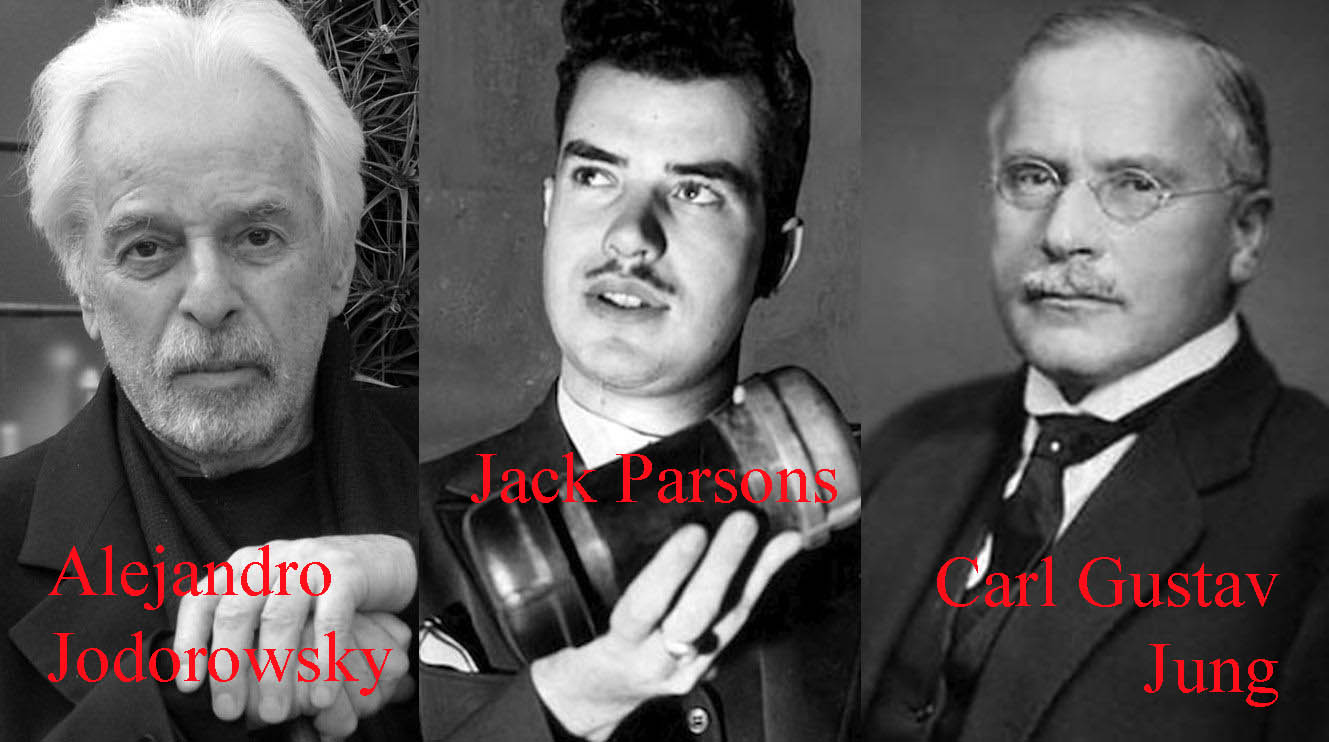 quotes about tarot jung jodorowsky jack parsons