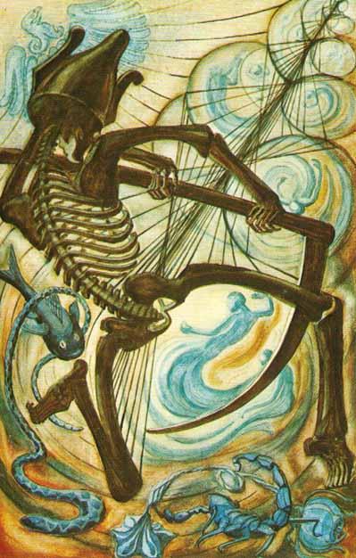 death thoth tarot