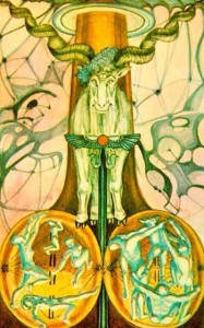 the devil thoth tarot
