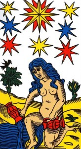 the star tarot of marseilles