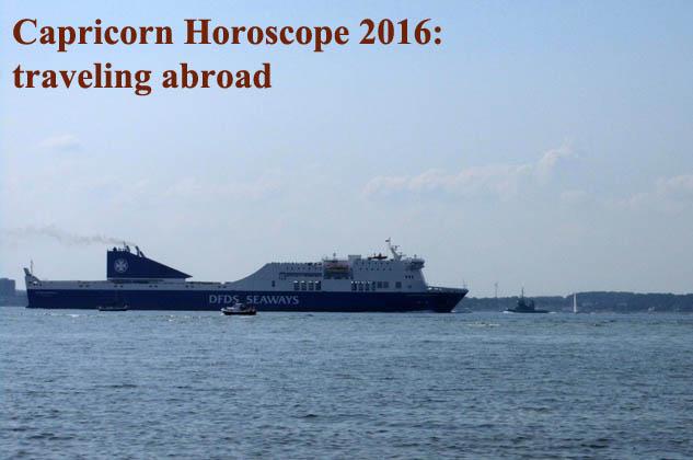 2016 capricorn horoscope