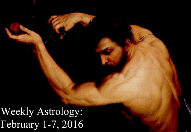 Weekly Astrology February 1-7