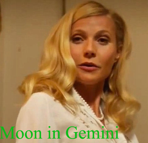 Moon in Gemini: superficiality
