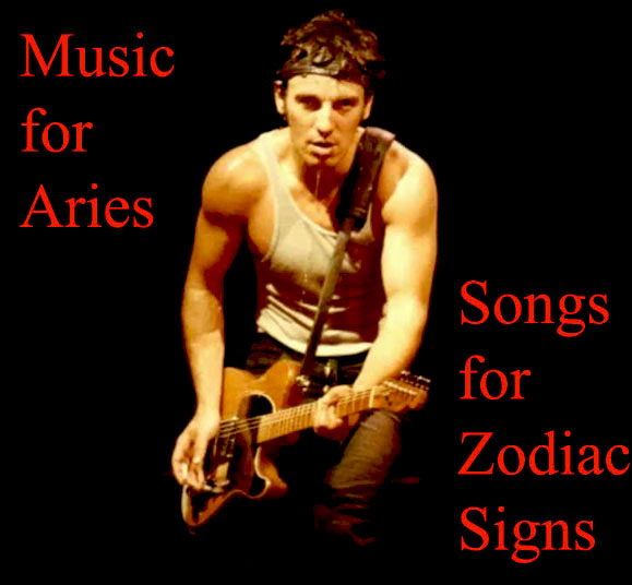 music for aries zodiac sign
