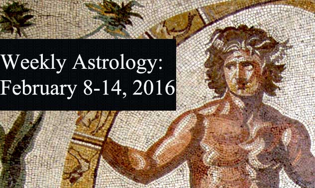 Weekly Horoscope February 8-14