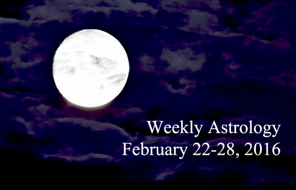 Weekly Horoscope: February 22-28, 2016: Planetary Overview and Good Days for Zodiac Signs