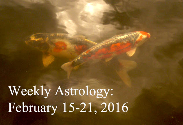 Weekly Horoscope: February 15-21, 2016: Planetary Overview and Good Days for Zodiac Signs