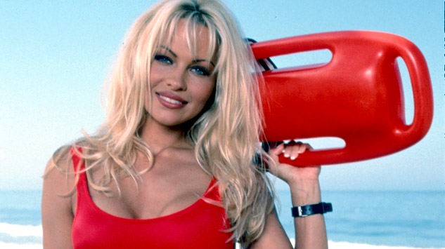 Pamela Anderson Cancer Woman