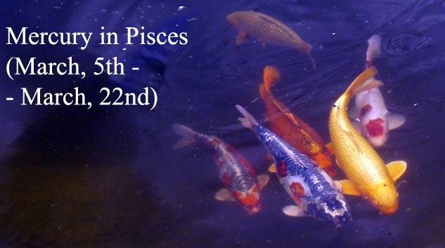 mercury in pisces