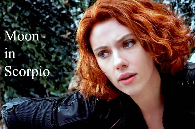moon in scorpio Scarlett-Johansson