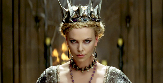Charlize Theron Leo woman
