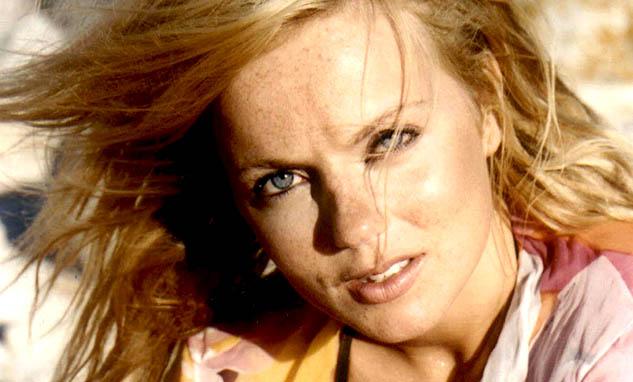 Geri Halliwell Leo Woman