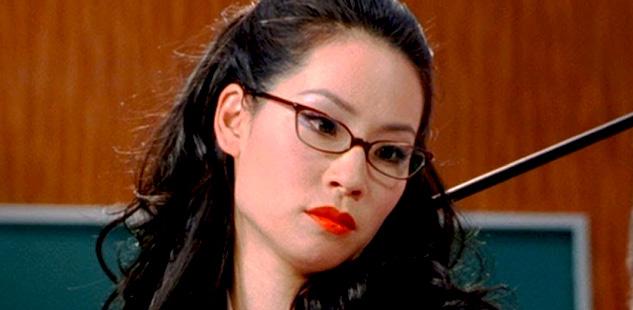 Lucy Liu Sagittarius woman