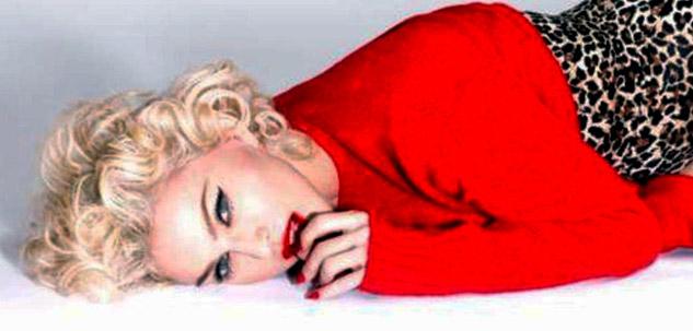 Madonna Leo woman