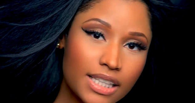 Nicki Minaj Sagittarius woman
