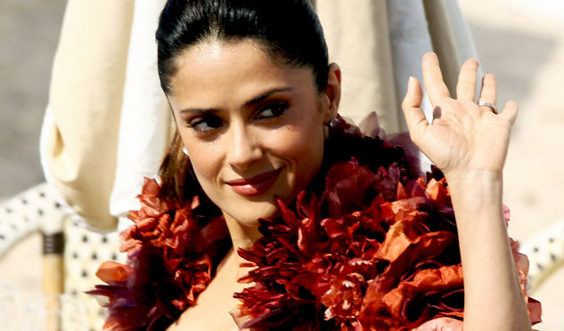 Salma Hayek Virgo Woman