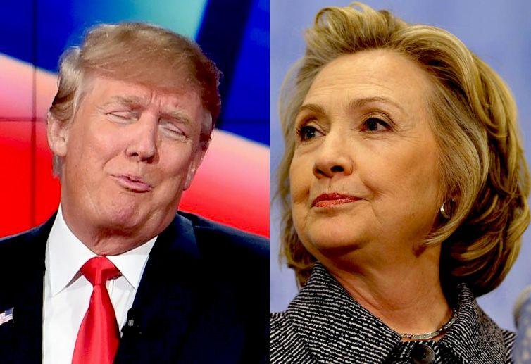 Gemini Trump versus Scorpio Hillary: the Trickster versus the Great Deceiver (Astrology and Mythology)