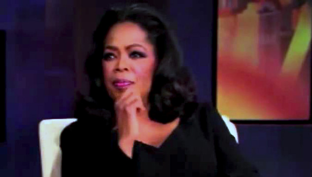 Oprah Winfrey Aquarius woman