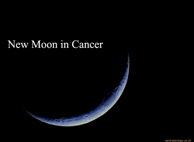 new moon in cancer