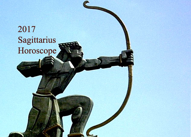 2017 Sagittarius Horoscope: Money, Career and Business