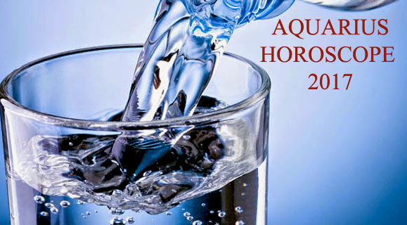 2017 Aquarius Horoscope: Money, Career and Business