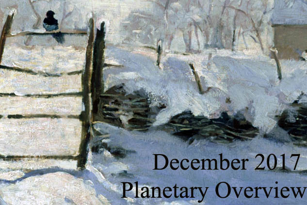 December 2017 – Planetary Overview
