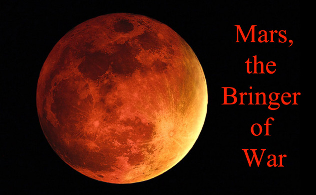 Mars, the Bringer of War – Music of the Planets