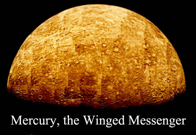 Mercury, the Winged Messenger – Music of the Planets