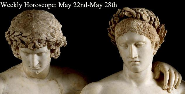 Weekly Horoscope: May 22nd-May 28th