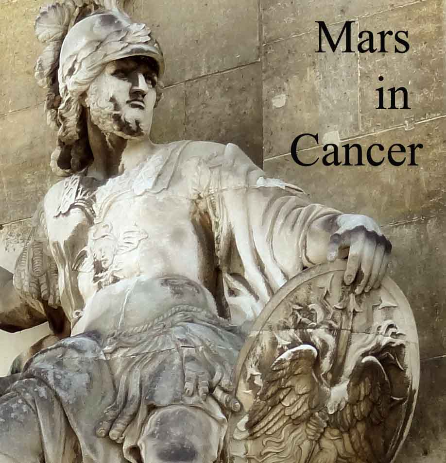 Mars in Cancer – Protect What You Love! (June 4th-July 20th)