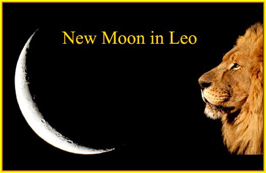 New Moon in Leo: The Mighty Knows How to Create