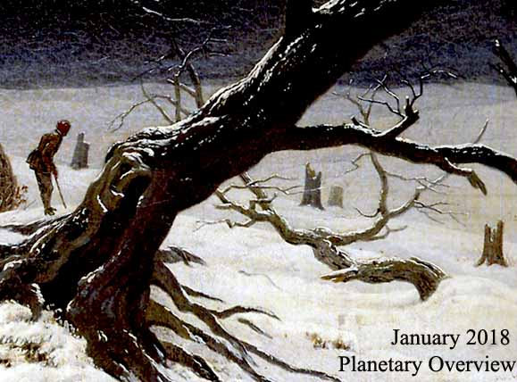 January 2018 Planetary Overview