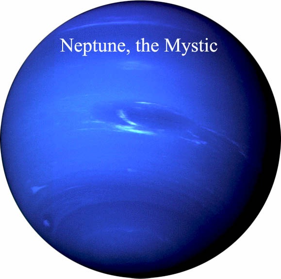 Neptune, the Mystic – Music of the Planets