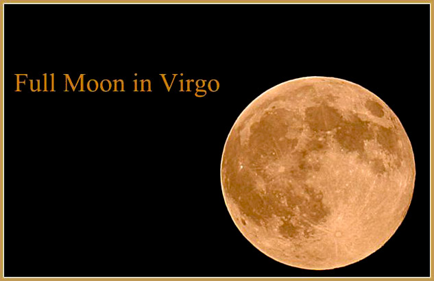 Full Moon in Virgo: Break the Big Goal into Little Steps