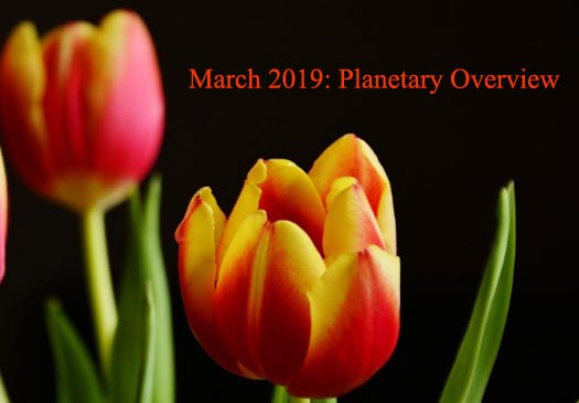 march 2019 planetary overview