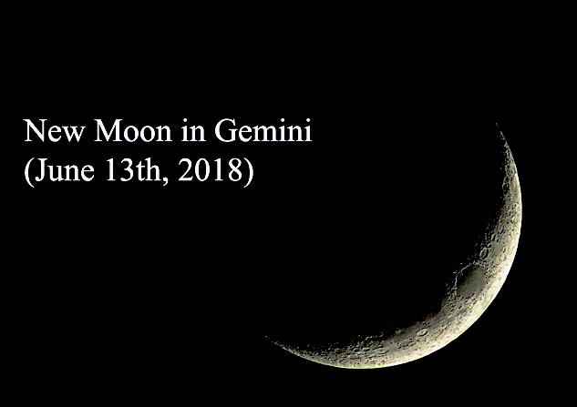 New Moon in Gemini: It Is Your Minds That Move (June 13th)