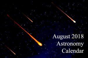 2018 Astronomy Calendar