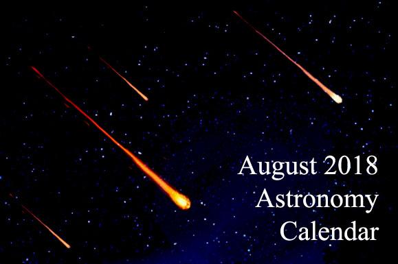 august 2018 astronomy calendar